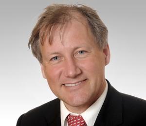 Ulf Grunnesjö, chef för investerarrelationer vid SEB       Foto: SEB