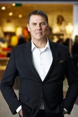 Vd Johan Åberg, källa: KappAhl