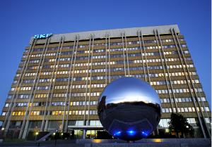SKF:s huvudkontor i Göteborg