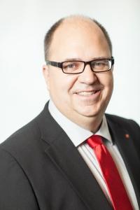 LO:s ordförande Karl-Petter Thorwaldsson. Foto: LO