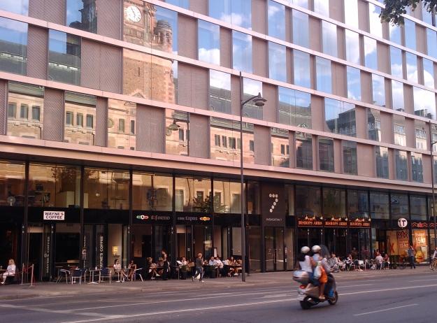 Huvudkontor Vasagatan 7