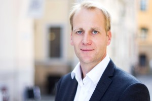 Svensk Handels chefsekonom Jonas Arnberg. Källa: Svensk Handel