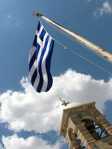 grekflagga