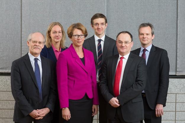 Riksbankens direktionsmedlemmar. Källa: Riksbanken