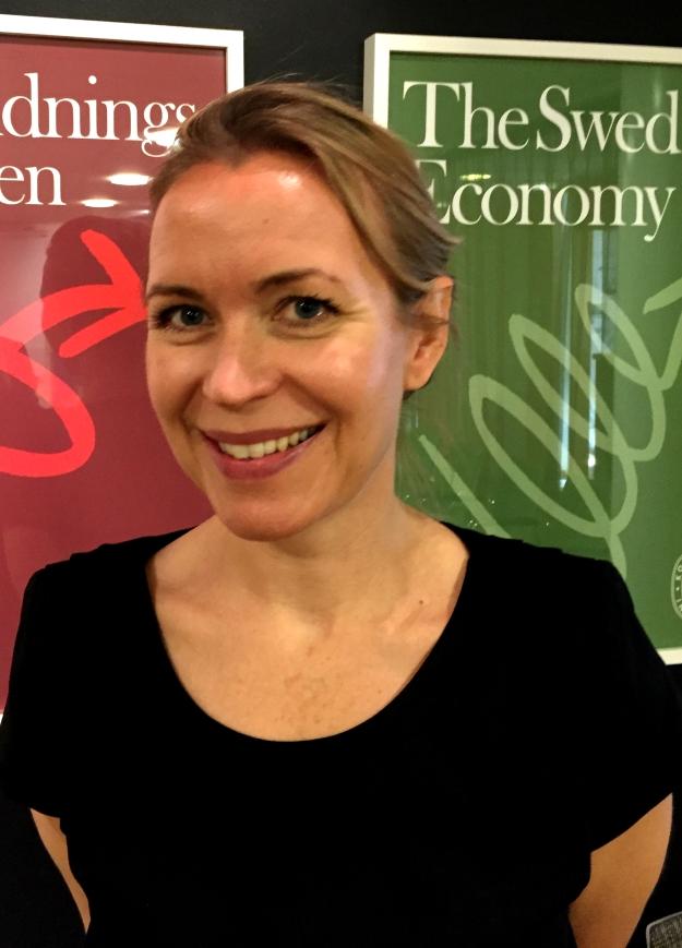 Olli Segendorf, chef för arbetsmarknad och prisbildning vid Konjunkturinstitutet. Foto: SIX News