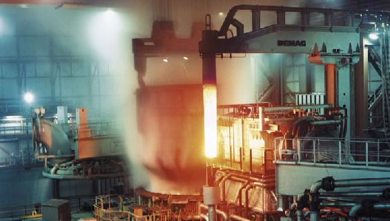 Masugn Foto: ArcelorMittal