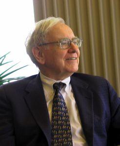 Warren Buffett Bild: Wikimedia Commons