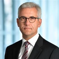 Vd Ulrich Spiesshofer. Foto: ABB