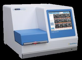 Embryoscope inom Vitrolifes tillväxtområde time-lapse. Källa: Vitrolife