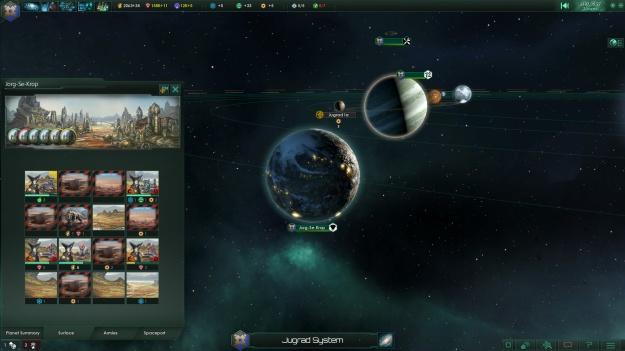 Stellaris som lanserades den 9 maj. Bild: Paradox