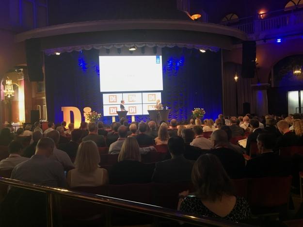 Riksbankens chef Stefan Ingves talar vid DI Bank 2016. Foto: SIX News
