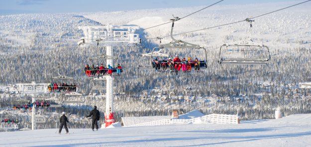 Skistar, Foto Ola Matsson