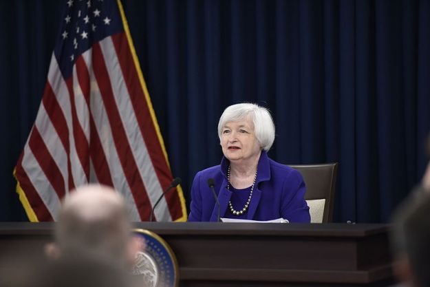 Federal Reserves ordförande Janet Yellen. Foto: Wikimedia Commons